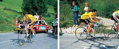I Love the 80's Cycling DVD - TOUR de France (87 & 88)  5+ hours of Coverga