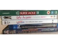 Misc DVD / CD / TV Series - £5