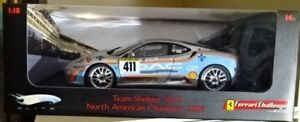 Ferrari F430 Team Sheldon no.411