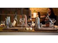 Looking for an experienced bartender
