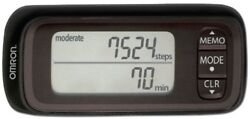 Omron Hj-303 Go Smart Tri-axis Pocket Pedometer With a Brain Am119