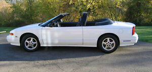 1995 Oldsmobile Supreme Convertable