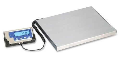Digiweigh DW64 400 lb HEAVY DUTY STAINLESS STEEL Shipping Scale NEW fast ship!