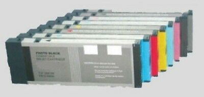 220-ml-pigment Tinte (8 x Tinte Patronen für Epson Stylus Pro 9800 7800 je 220ml PIGMENT INK Cartridge)