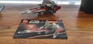 Lego 6205 Star Wars V-Wing Fighter