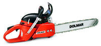 DOLMAR CHAINSAWS STARTING AT $369