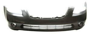 New Painted 2002-2004 Nissan Altima Front Bumper & FREE shipping