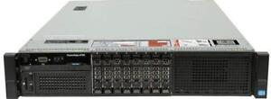 "Dell PowerEdge R720 2U Server Custom Configuration (8x 2.5"" or 16x 2.5"" Drive Bays)"