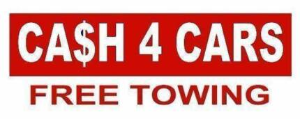 CASH FOR CARS FREE REMOVAL ADELAIDE SELL YOUR CAR TODAY Lonsdale Morphett Vale Area Preview