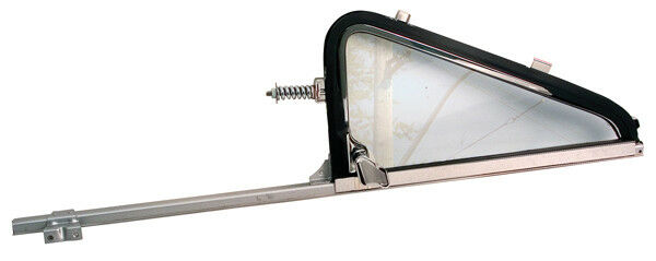 1964-66 Chevrolet Pickup Vent Window Assembly w/Clear Glass - RH New