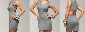 Bebe Kardashian - Cut Out Dress