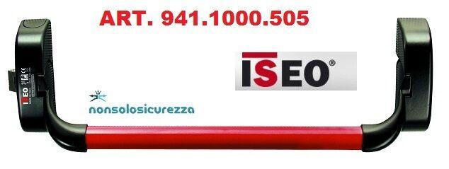 ISEO ART. 941.1000.505 MANIGLIONE ANTIPANICO CHIUSURA LATERALE SENZA BARRA ISEO