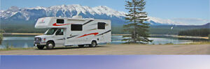 Safetied 450 Ford Motorhome Class C with full warranty!