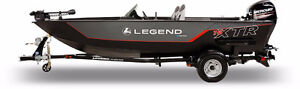 New 2017 Legend 16 XTRS Boat/Fishing pkg. .