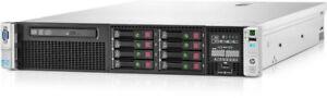 HP Server DL380p G8 Dual E5-2670 v2 10 Core 2.5GHz 192GB 6x 146G