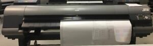 """60"""" Canon iPF9400 wide format Printer Plotter with stand"""