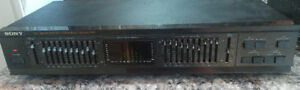 SONY TEN STEREO FREQUENCY EQUALIZER