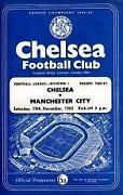 Chelsea Programmes