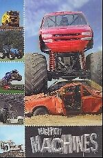 NEW BOOK: Mighty Machines (Ready To Read, Level 1) 3D COVER!