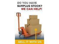 BANKRUPT / WHOLESALE/ BULK / CLEARANCE / OVERSTOCK / DISTRESSED STOCK sought, all items considered