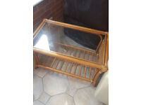 used coffee / side tables