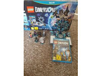 Lego Dimensions Starter Park for Wii u