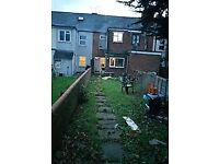 2 BEDROOM HOUSE with LARGE GARDEN- PRIVATE LANDLORD