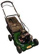 Webb Petrol Lawn Mower