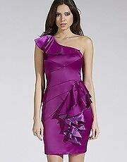 Lipsy One Shoulder Ruffle Dress Size 12New with labelin Strabane, County TyroneGumtree - Lipsy One Shoulder Ruffle Dress Size 12 New with label Colour Purple Size 12 Price Was £70 selling for £30