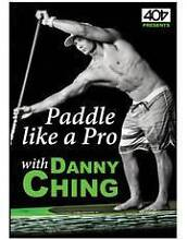 Paddle board DVD PADDLE LIKE A PRO by DANNY CHING Currumbin Waters Gold Coast South Preview
