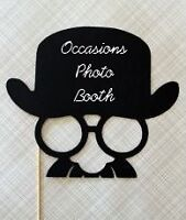 Portable Photo Booth (Weddings, birthdays, Reunions, etc)