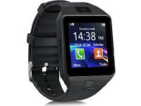Brand new unopened bluetooth smartwatch with sim card slot for apple and android