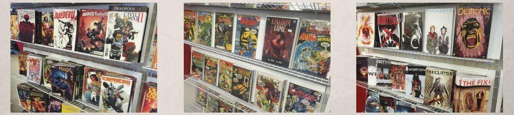 Stairway to Heaven Comics