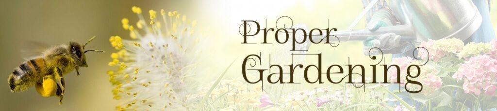 ProperGardening