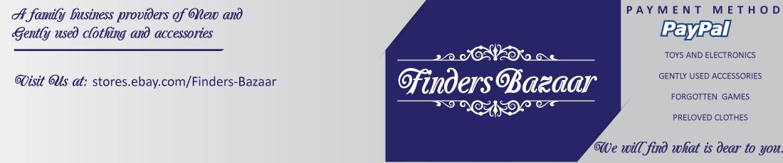 Finders Bazaar