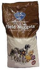 Alpha Dog Food Ebay