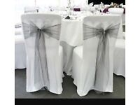 Wanted chair sashes any colour 100 in total willing to pay 15 including postage thanks