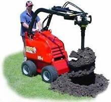 Do it Yourself mini loader hire at Darko Equipment Capalaba Brisbane South East Preview