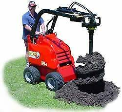 self drive mini skidsteer loaders for hire -read add for details