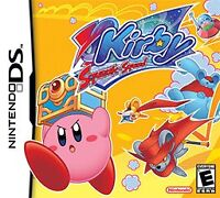 Kirby super star ultra OU Kirby squead squad