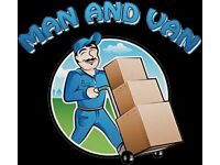 MAN & VAN FOR DELIVERY OR COLLECTION OF ANY GOODS.........