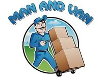 MAN & VAN HOUSE / OFFICE REMOVAL BIKE RECOVERY PIANO MOVING RENT LUTON TRUCK MOVER RUBBISH CLEARANCE
