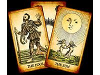 Professional Tarot Card Readings