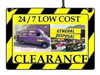 🚛Rubbish removal same day all waste household claerances man&van services Manchester all areas 🚚