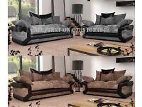 New sheldon sofas with free pouffe