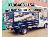 Scrap Metal/Rubbish collection all LONDON are 7days a week