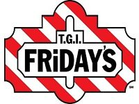 TGI FRIDAYS STAFF WANTED