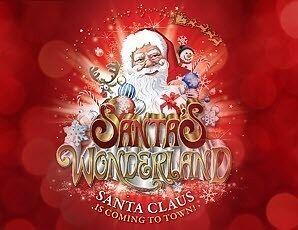 Santa's Wonderland x 5 Port Adelaide Port Adelaide Area Preview