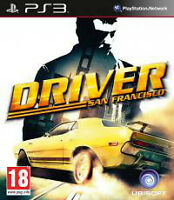 driver san francisco very clean ps3