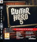 [PS3] Guitar Hero 5